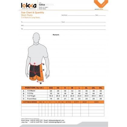 Lokka Short Pants