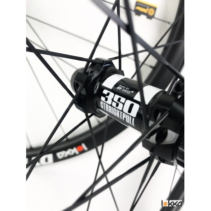 Lokka Dynamic Carbon Wheel