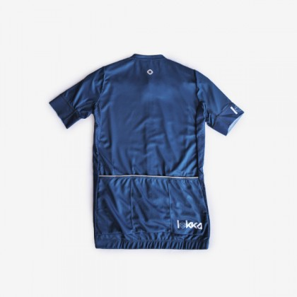LOKKA Fruit Blueberries Blue cycling jersey