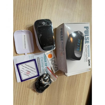 READY STOCK IMDK Export germany quality Oximeter Oxifinger tip pulse heart rate original version