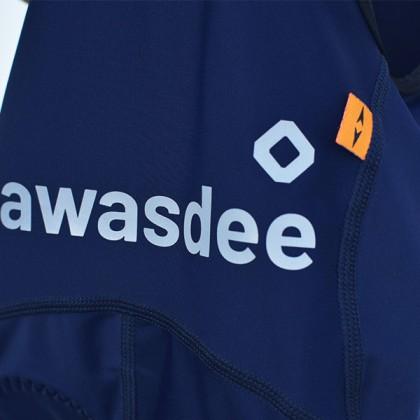 Lokka Sawasdee Navy Blue Bib Short